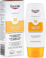 Parfémy, Parfumerie, kosmetika Extra lehké mléko na opalování SPF 30 - Eucerin Sun Protection Lotion Extra Light SPF30
