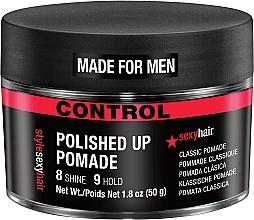 Parfémy, Parfumerie, kosmetika Pomáda na vlasy - SexyHair Polished Up Pomade Classic