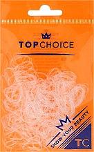 Parfémy, Parfumerie, kosmetika Gumičky do vlasů 22715, transparentní - Top Choice