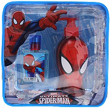 Parfémy, Parfumerie, kosmetika Air-Val International Spiderman - Sada (edt/50ml + sh/gel/250ml)