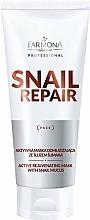 Parfémy, Parfumerie, kosmetika Aktivní omlazující maska s hlemýždím slizem - Farmona Professional Snail Repair Active Rejuvenating Mask With Snail Mucus