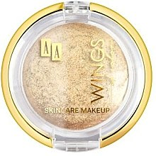 Parfémy, Parfumerie, kosmetika Zapečený oční stíny - AA Cosmetics Wings Of Color Mineral Baked Eyeshadow