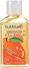"Parfémy, Parfumerie, kosmetika Antibakteriální čisticí gel na ruce ""Mango"" - Bubble T Cleansing Hand Gel"
