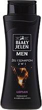 Parfémy, Parfumerie, kosmetika Hypoalergenní gel a šampon 2v1 - Bialy Jelen Hypoallergenic Gel & Shampoo 2in1