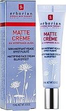 Parfémy, Parfumerie, kosmetika Matující pleťový krém - Erborian Matt Cream