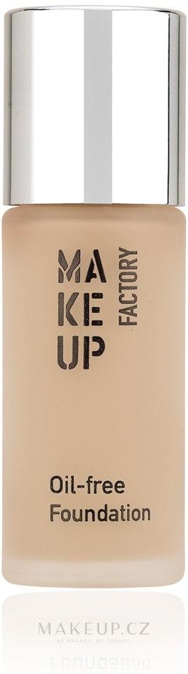 Make-up - Make Up Factory Oil Free Foundation — foto 34 - Rosy Porcelain