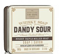 Parfémy, Parfumerie, kosmetika Mýdlo Dandy Sour - Scottish Fine Soaps Dandy Sour Sports Soap In A Tin