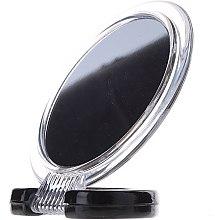 Parfémy, Parfumerie, kosmetika Kosmetické zrcadlo, 5053, černé - Top Choice