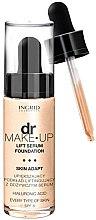 Parfémy, Parfumerie, kosmetika Podkladová báze pod make-up s liftingovým efektem - Ingrid Cosmetics Lift Serum Foundation SPF8