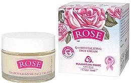 Parfémy, Parfumerie, kosmetika Regenerační krém na obličej s Q10 - Bulgarian Rose