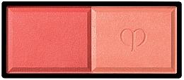 Parfémy, Parfumerie, kosmetika Pudrová tvářenka - Cle De Peau Beaute Powder Blush Duo Refill