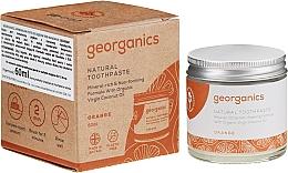 Parfémy, Parfumerie, kosmetika Přírodní dětská zubní pasta - Georganics Red Mandarin Natural Toothpaste