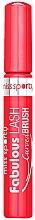 Parfémy, Parfumerie, kosmetika Řasenka - Miss Sporty Fabulous Lash Curved Brush