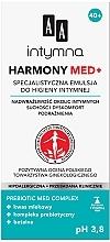 Parfémy, Parfumerie, kosmetika Emulze pro intimní hygienu - AA Harmony Med+