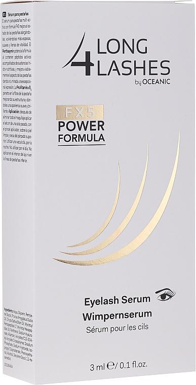 Sérum pro řasy - Long4lashes FX5 Power Formula EyeLash Serum