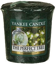 Parfémy, Parfumerie, kosmetika Aromatická svíčka - Yankee Candle The Perfect Tree