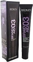 Parfémy, Parfumerie, kosmetika Stylingový krém na vlasy - Redken Braid Aid 03 Braid Defining Lotion