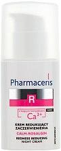 Parfémy, Parfumerie, kosmetika Noční krém proti zarudnutí na obličeji - Pharmaceris R Calm-Rosalgin Night Cream