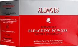 Parfémy, Parfumerie, kosmetika Prášek pro odbarvení - Allwaves Bleaching Powder