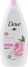 Parfémy, Parfumerie, kosmetika Krémový sprchový gel - Dove Renewing Shower Gel