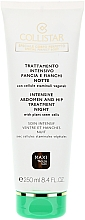 Parfémy, Parfumerie, kosmetika Anticelulitidový noční gel - Collistar Abdomen and Hip Intensive Treatment Night 250ml