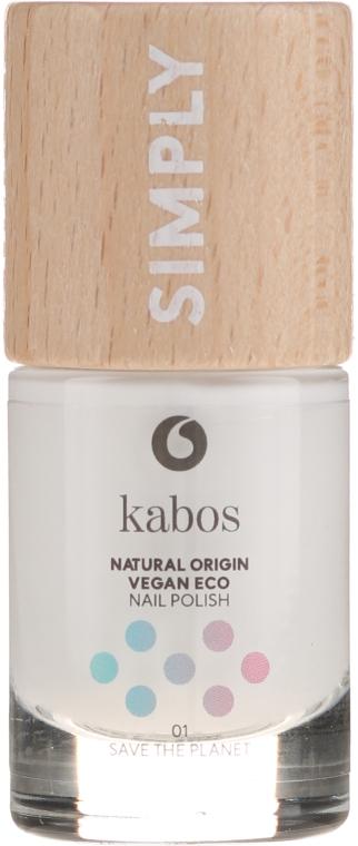 Lak na nehty - Kabos Classic Nail Polish