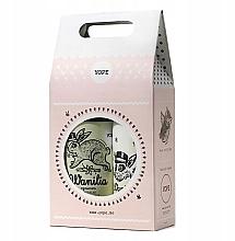 "Parfémy, Parfumerie, kosmetika Sada ""Vanilka a skořice"" - Yope Vanilla & Cinnamon (liq/soap/500ml + b/lot/300ml)"