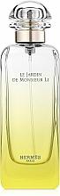 Parfémy, Parfumerie, kosmetika Hermes Le Jardin de Monsieur Li - Toaletní voda