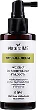 Parfémy, Parfumerie, kosmetika Lotion proti vypadávání vlasů - NaturalME Natural Hair Line Lotion