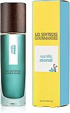 Parfémy, Parfumerie, kosmetika Les Senteurs Gourmandes Vanille Monoi - Parfémovaná voda (mini)