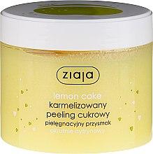 Parfémy, Parfumerie, kosmetika Cukrový peeling na tělo Citronový dortík - Ziaja Sugar Body Peeling