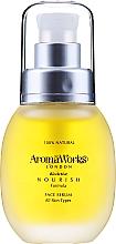 Parfémy, Parfumerie, kosmetika Vyživující pleťové sérum - AromaWorks Nourish Face Serum