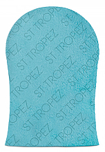 Parfémy, Parfumerie, kosmetika Sametová rukavice pro samoopalování - St. Tropez Velvet Luxe Tan Applicator Mitt