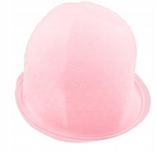 Parfémy, Parfumerie, kosmetika Čepice na melír, silikonová, růžová - Deni Carte