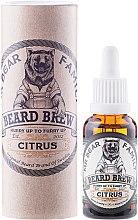 Parfémy, Parfumerie, kosmetika Olej na bradu - Mr. Bear Family Brew Oil Citrus
