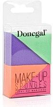 Parfémy, Parfumerie, kosmetika Houbička na make-up, 4 ks. 4305 - Donegal Sponge Make-Up