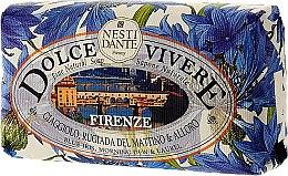 "Parfémy, Parfumerie, kosmetika Mýdlo ""Florencie"" - Nesti Dante"