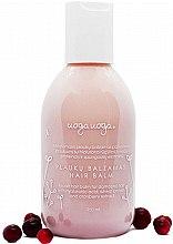 Parfémy, Parfumerie, kosmetika Obnovující balzám pro poškozené vlasy s kyselinou hyaluronovou - Uoga Uoga Hyaluronic Acid Damaged Hair Balm