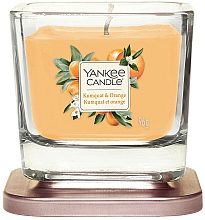Parfémy, Parfumerie, kosmetika Vonná svíčka - Yankee Candle Elevation Kumquat & Orange