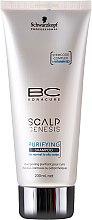 Parfémy, Parfumerie, kosmetika Šampon na vlasy - Schwarzkopf Professional BC Bonacure Scalp Genesis Purifying Shampoo