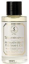 Parfémy, Parfumerie, kosmetika Olej na holení - Taylor of Old Bond Street Aromatherapy Pre-Shave Oil