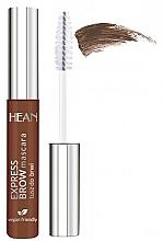 Parfémy, Parfumerie, kosmetika Řasenka na obočí - Hean Express Brown Mascara