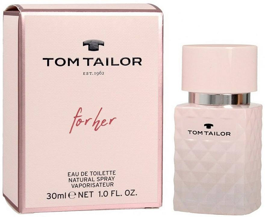 Tom Tailor For Her - Toaletní voda