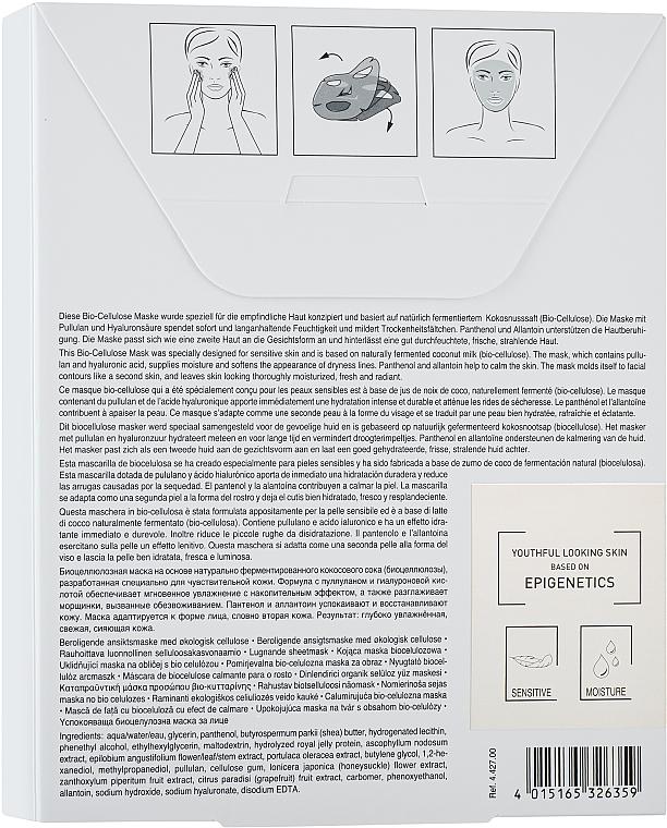 Biocelulární maska pro citlivou pleť - Babor Skinovage Calming Bio-Cellulose Mask — foto N2