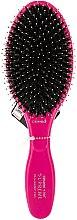 Parfémy, Parfumerie, kosmetika Kartáč - Olivia Garden Ceramic-Ion Supreme Combo Pink
