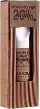 Parfémy, Parfumerie, kosmetika Krém na ruce Zelený čaj - Scandia Cosmetics 20% Shea Green Tea Hand Cream