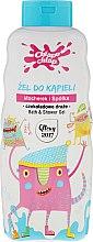 Parfémy, Parfumerie, kosmetika Dětský sprchový gel s vůní čokoládového dražé - Chlapu Chlap Bath & Shower Gel
