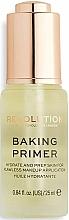 Parfémy, Parfumerie, kosmetika Primer na obličej - Makeup Revolution Baking Primer