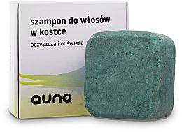 Parfémy, Parfumerie, kosmetika Tuhý šampon na vlasy - Auna Shampoo In A Bar