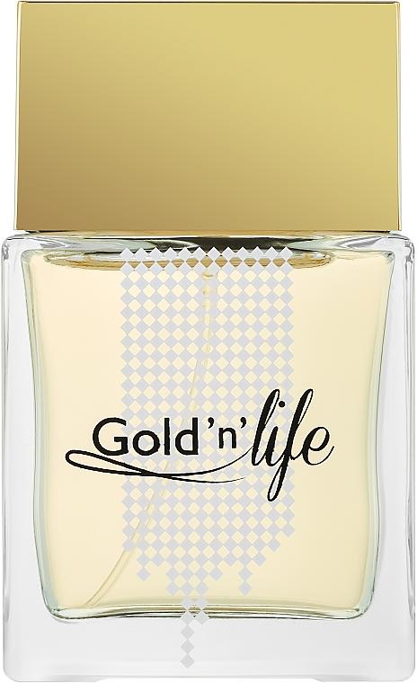 Vittorio Bellucci Gold'n'Life - Parfémovaná voda